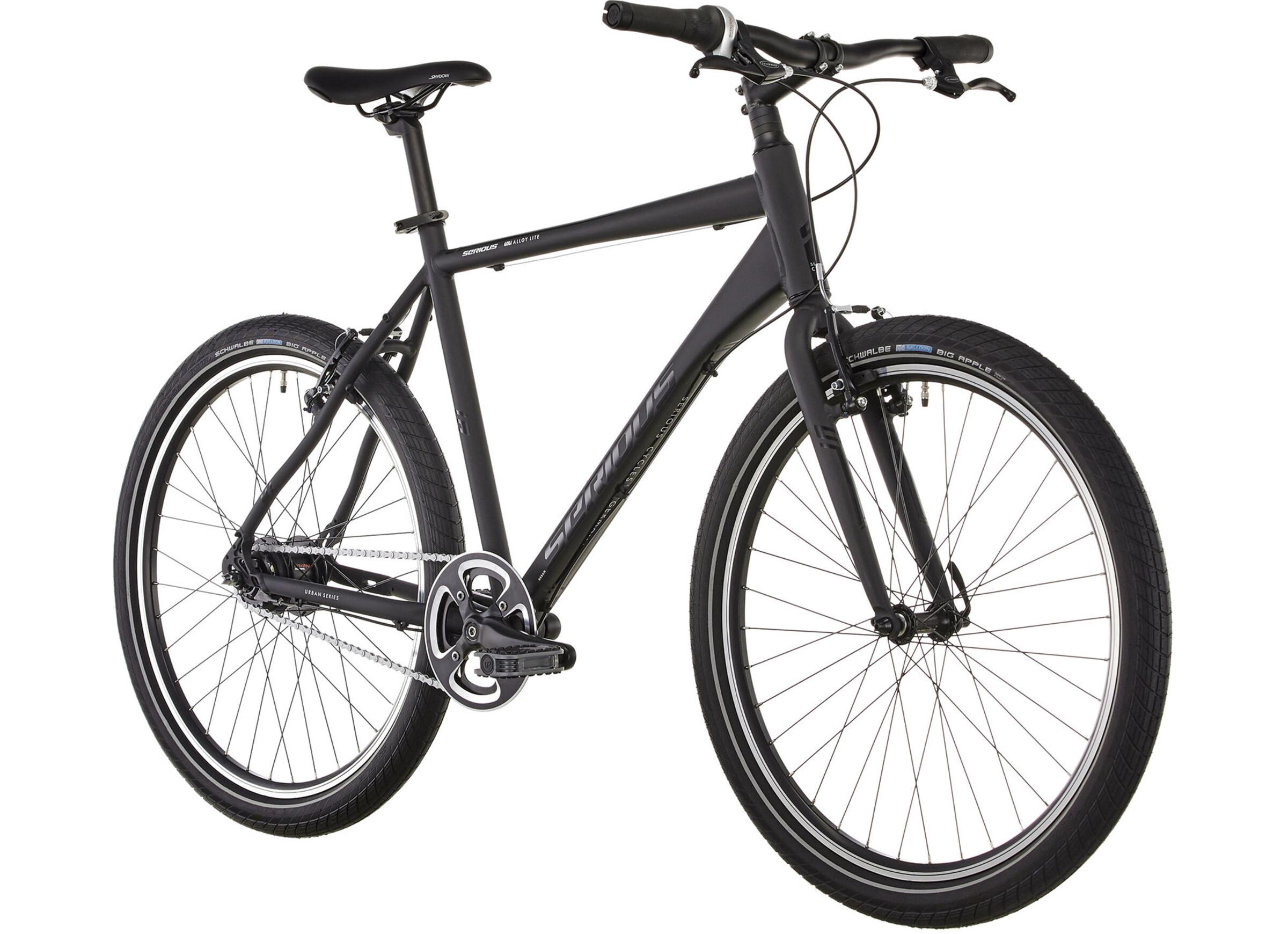 Serious Unrivaled 8 mat black online kaufen | fahrrad.de